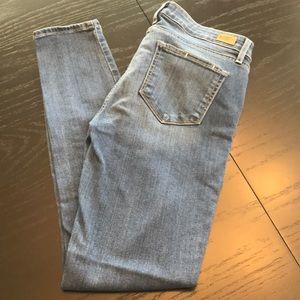 Paige verdugo ultra skinny jeans.
